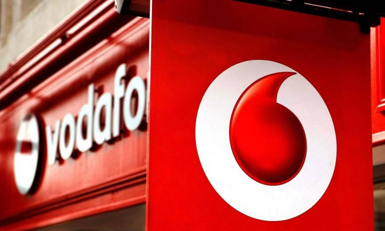 Vodafone Ελλάδος: Αύξηση στα έσοδα από υπηρεσίες