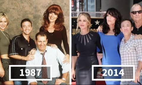Αγαπημένοι ηθοποιοί διάσημων σειρών έκαναν reunion - Δείτε πόσο άλλαξαν! (pics)