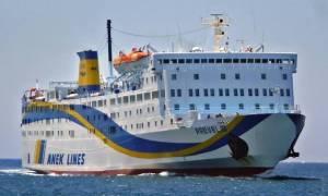 Τρόμος εν πλω: Εισροή υδάτων σε επιβατηγό πλοίο ανοιχτά του Σαρωνικού