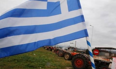 Μπλόκα αγροτών 2017: Αμετακίνητοι και αποφασισμένοι μέχρι τέλους