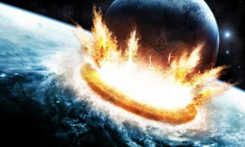 Έρχεται το τέλος του κόσμου; Το φεγγάρι θα συγκρουστεί με τη Γη!