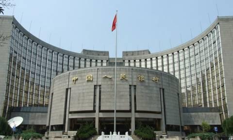 Κίνα: Η κεντρική τράπεζα αύξησε τα επιτόκιά της