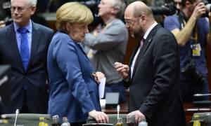 «Καλπάζει» δημοσκοπικά ο Μάρτιν Σουλτς – Χάνει την Καγκελαρία η Άνγκελα Μέρκελ