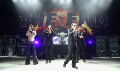 Ρίγη συγκίνησης: Τίτλοι τέλους για τους Black Sabbath (Vids)