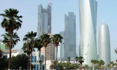 Πρωτοφανές: «Πάγωσε» το Κατάρ - Δείτε πόσο έδειξε το θερμόμετρο!