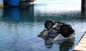 Ηράκλειο: Μυστήριο με αυτοκίνητο στο βυθό της θάλασσας!