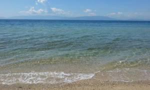 Κρήτη: Περπατούσε στην παραλία και έπαθε σοκ με αυτό που είδε