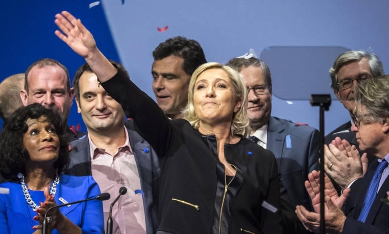 Εκλογές Γαλλία: Η Λεπέν ξεκίνησε την προεκλογική της εκστρατεία