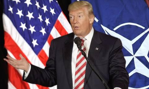 ΗΠΑ: Στη δημοσιότητα για πρώτη φορά η ημερομηνία συνάντησης του Τραμπ με τα μέλη του ΝΑΤΟ