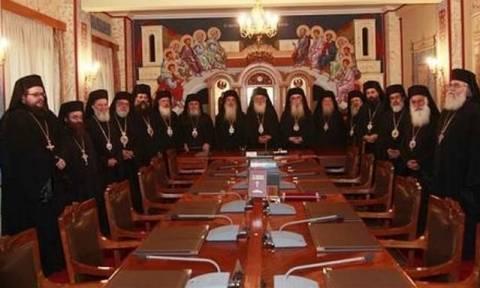 Oι έμφυλες ταυτότητες στο επίκεντρο της Διαρκούς Ιεράς Συνόδου