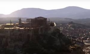 Θα μείνετε άφωνοι: Κάπως έτσι ήταν η αρχαία Αθήνα. Το βίντεο με την απεικόνιση που συγκινεί!