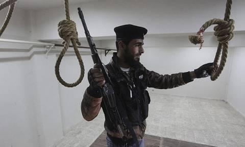 Καταγγελία–βόμβα από τη Διεθνή Αμνηστία για φυλακή–σφαγείο στη Συρία -  Σοκάρουν οι μαρτυρίες
