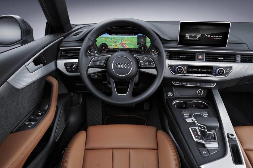 Νέο Audi A5 Coupé και Sportback: Η απόλυτη σπορ φαντασίωση