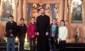 Ομογενής ιερέας στον Καναδά άφησε την εκκλησία του για το Super Bowl