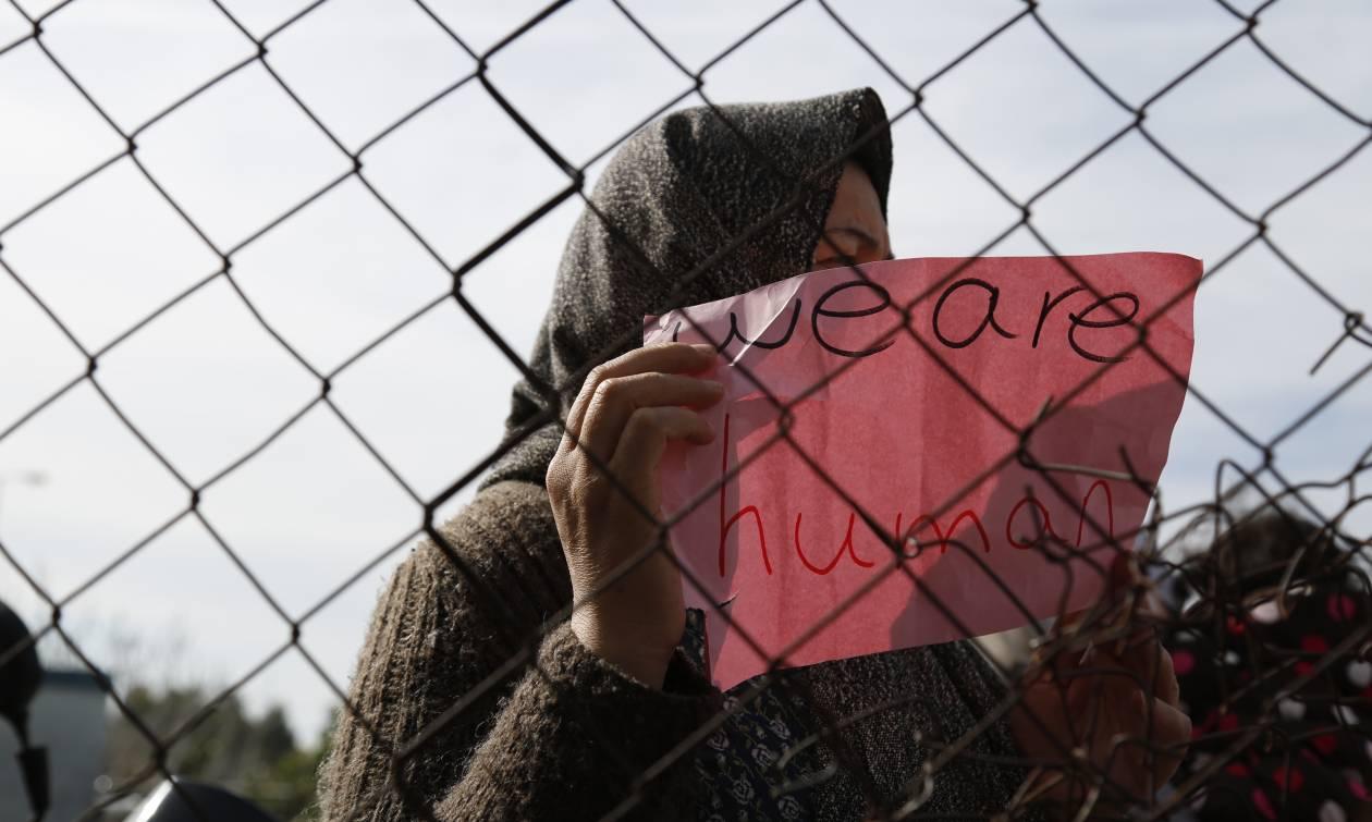 Διεθνής Αμνηστία: Μεγάλες ελλείψεις στον καταυλισμό του Ελληνικού
