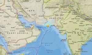 Ισχυρός σεισμός 6,3 Ρίχτερ στο Πακιστάν