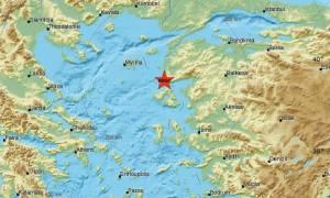 Σεισμός Μυτιλήνη: Νέες σεισμικές δονήσεις πάνω από 4 Ρίχτερ