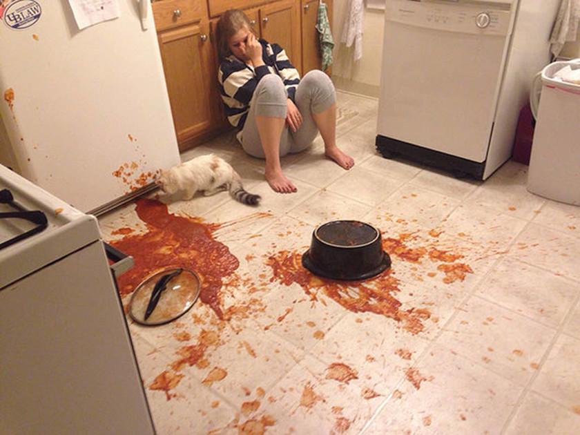 «Ο Νηστικός Δείπνος»: Τα πιο αστεία Fail που έγιναν ποτέ σε μια κουζίνα