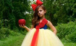 Πέντε αποκριάτικες στολές για πριγκίπισσες. Πώς θα τις φτιάξετε; Μα φυσικά με τούλι (pics+vid)