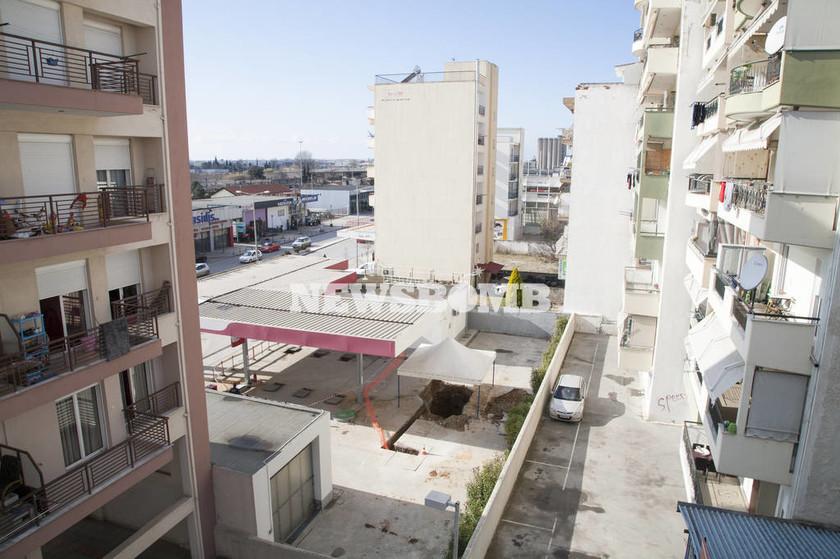 Βόμβα στο Κορδελιό: Δείτε τις αποκλειστικές φωτογραφίες του Newsbomb.gr