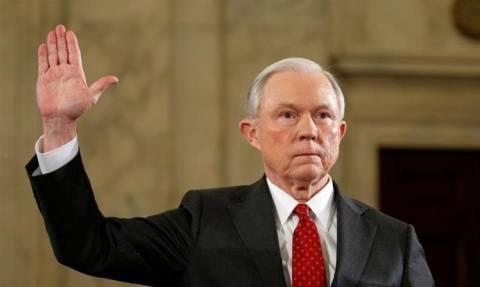 Ο Τζεφ Σέσιονς νέος υπουργός Δικαιοσύνης των ΗΠΑ