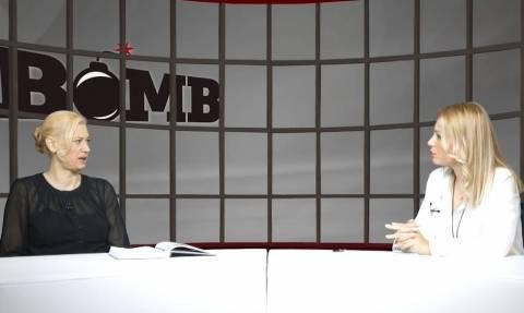 Ραχήλ Μακρή στο Newsbomb.gr: «Τέλος Φεβρουαρίου ανακοινώνω την πολιτική μου κίνηση»