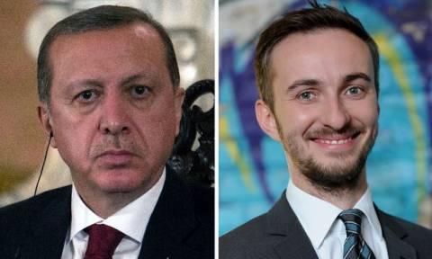 Παράνομο το ποίημα για τον Ερντογάν και με... απόφαση δικαστηρίου!