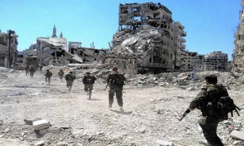 Συρία: Σφοδρές συγκρούσεις μεταξύ ανταρτών και τζιχαντιστών