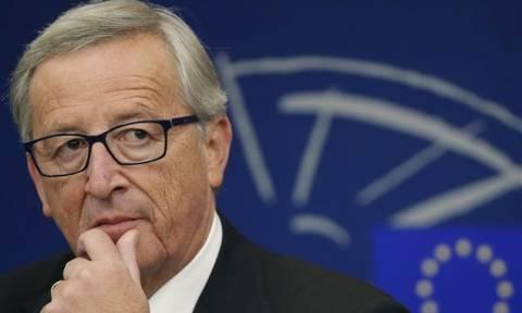 Ανησυχία Γιούνκερ ότι η ΕΕ δεν θα διατηρήσει ενιαίο μέτωπο για το Brexit