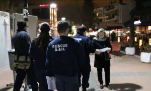 Βόμβα Κορδελιό : Ολονυχτία η ενημέρωση των κατοίκων από τους εθελοντές
