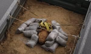 Βόμβα Κορδελιό: Εξουδετερώθηκε η βόμβα στο πεδίο βολής Ασκού