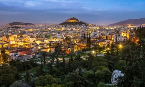 Η Αθήνα στους τέσσερις κορυφαίους ευρωπαϊκούς προορισμούς!