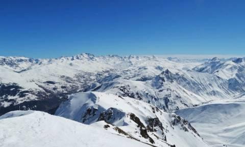 Τέσσερις νεκροί από χιονοστιβάδα στις Γαλλικές Άλπεις (pics+vid)