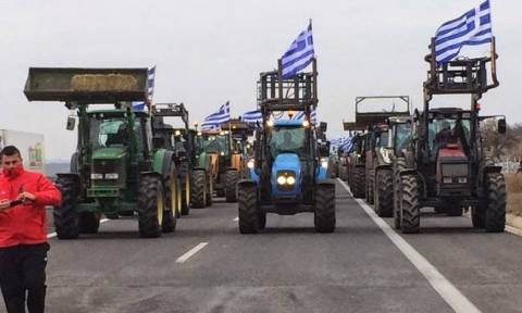 Μπλόκα αγροτών: Κατεβαίνουν την Τρίτη στην Αθήνα – Ποιοι δρόμοι κλείνουν