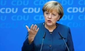 Μέρκελ: Η Ευρώπη μπορεί να είναι ισχυρή όταν Γερμανία  και Γαλλία ευημερούν