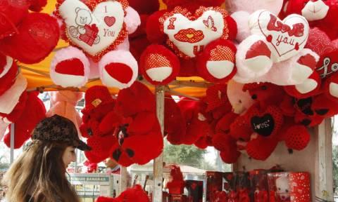 Γιατί είναι επικίνδυνη η Ημέρα του Αγίου Βαλεντίνου;