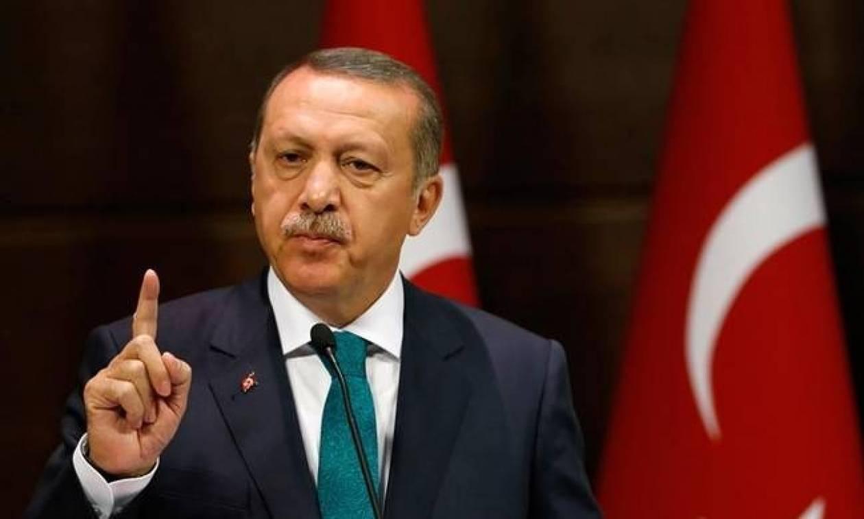 Τουρκία: Ο Ερντογάν θέλει να δημιουργήσει μια ασφαλή ζώνη στη Συρία μετά την επιχείρηση στη Ράκα