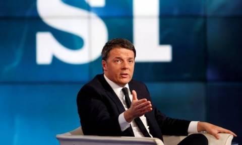 Ιταλία: Ο Ρέντσι καλεί σε συνέδριο για την ηγεσία του Δημοκρατικού Κόμματος