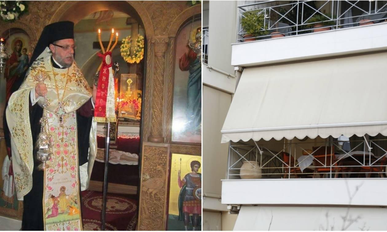 Άγριο έγκλημα με ιερέα στον Γέρακα
