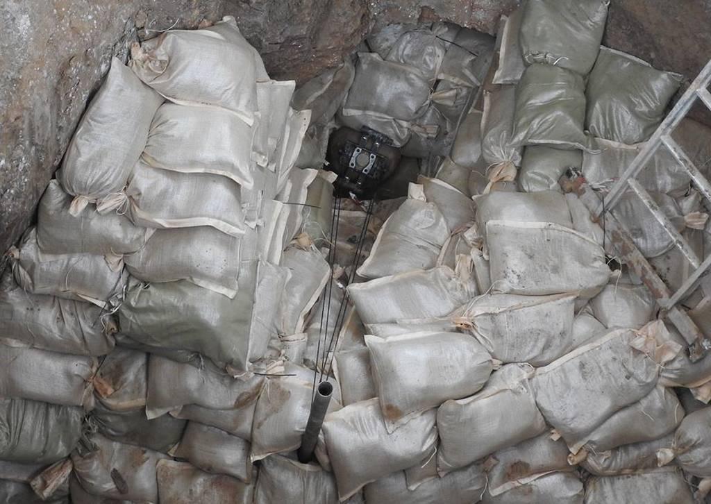 Κορδελιό: Καρέ – καρέ η εξουδετέρωση της βόμβας – Συγκλονιστικό βίντεο από τη στιγμή της έκρηξης