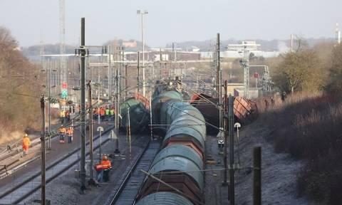 Σύγκρουση τρένων στο Λουξεμβούργο (pics)