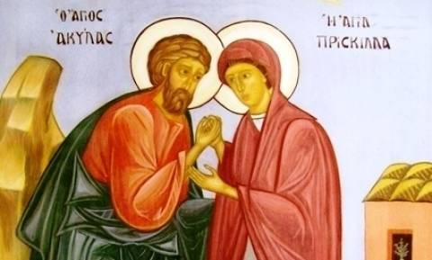 Αυτοί είναι οι «Άγιοι Βαλεντίνοι» της Ορθοδοξίας – Σε ποιες περιοχές της Ελλάδας γιορτάζονται