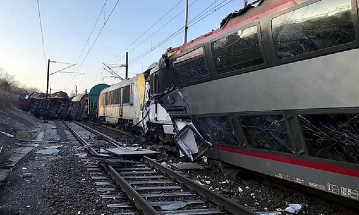 Τραγωδία στο Λουξεμβούργο: Ένας νεκρός και δύο τραυματίες σε σύγκρουση τρένων (pics)