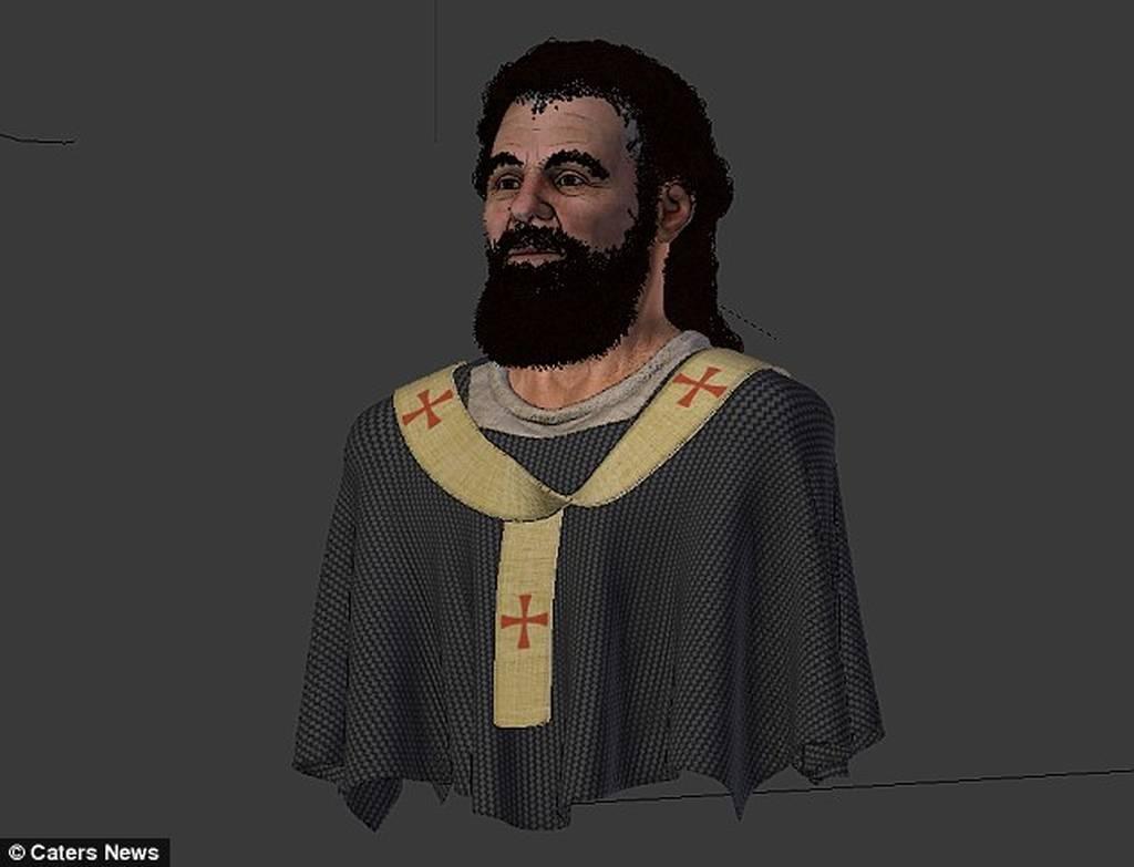 Αυτό είναι το πρόσωπο του Αγίου Βαλεντίνου (pics)