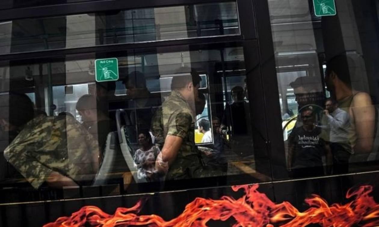 Τούρκοι αξιωματικοί ζητούν άσυλο σε Ολλανδία και Βέλγιο