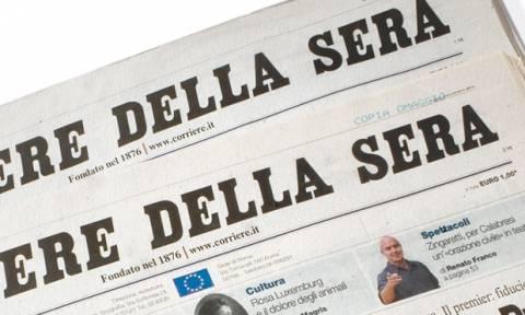 Corriere della Sera: Ο Πάντοαν είναι με τον Σόιμπλε, αλλά μόνο για την Ελλάδα
