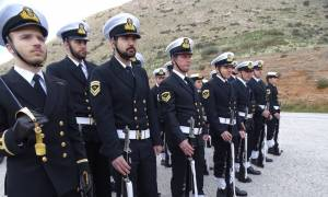 Το Πολεμικό Ναυτικό στην επιμνημόσυνη δέηση του ναυαγίου του νορβηγικού πλοίου «ΟRIA»