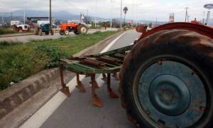 Μπλόκα αγροτών: Έληξε ο δίωρος αποκλεισμός κοντά στα σύνορα Ελλάδας-Σκοπίων