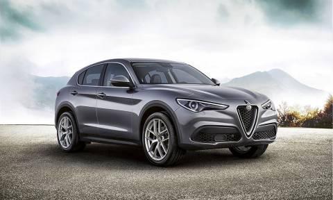 Άνοιξαν οι παραγγελίες στην Ελλάδα για την Alfa Romeo Stelvio First Edition