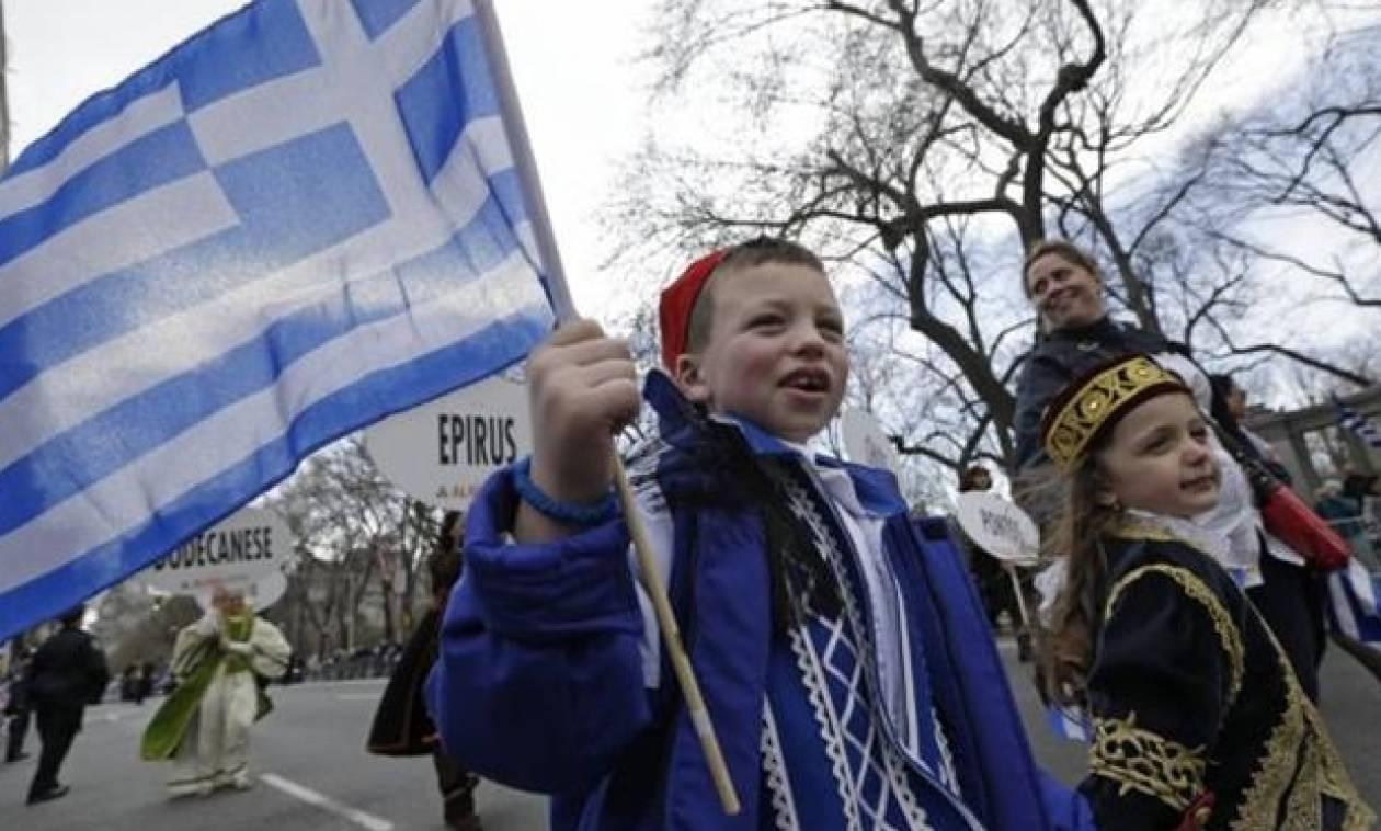 H Ομογένεια της Φιλαδέλφειας ετοιμάζεται για την παρέλαση της 25ης Μαρτίου